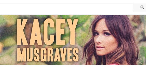 Kacey Musgraves – Merry Go 'Round