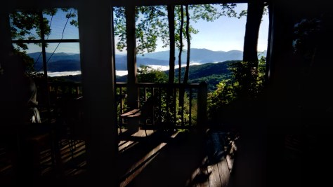 First Mountain Morning Coffee Muses