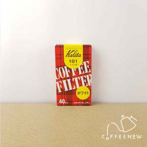 Box of 40 Kalita 101 filters