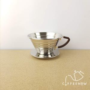 Stainless steel Kalita wave 185