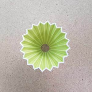 Origami Dripper Green