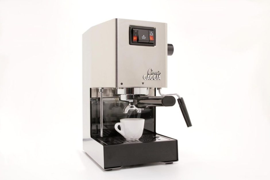 Entry Level Espresso Machine: GAGGIA CLASSIC ESPRESSO MACHINE