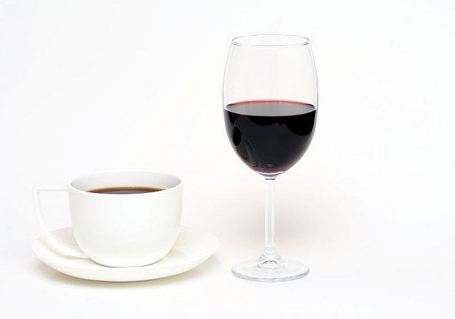 Taste Your Coffee Like Wine