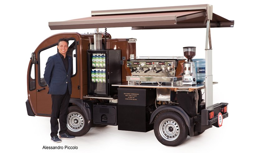 8 Designs of Mobile Cafe That Surprise You