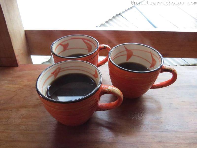 cups of Buscalan brew Kalinga coffee