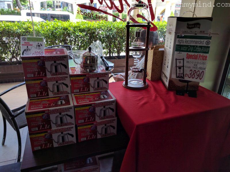coffee tonya brewing equipment 1