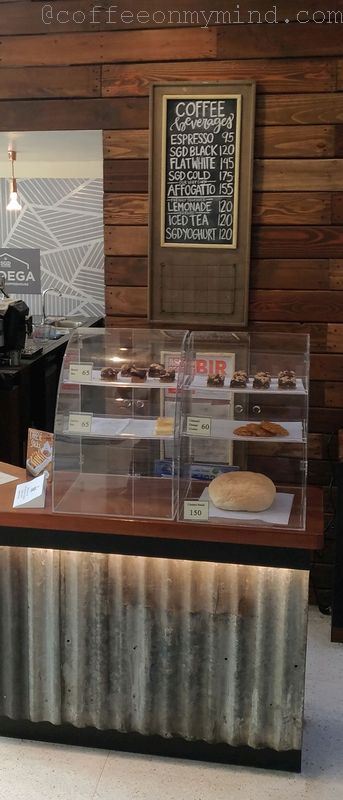 sgd coffee dessert case