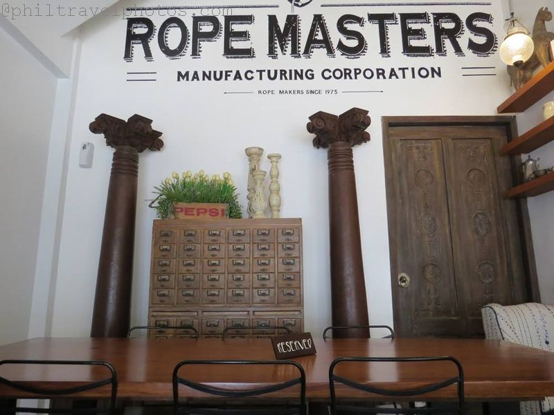 the giving cafe rope masters