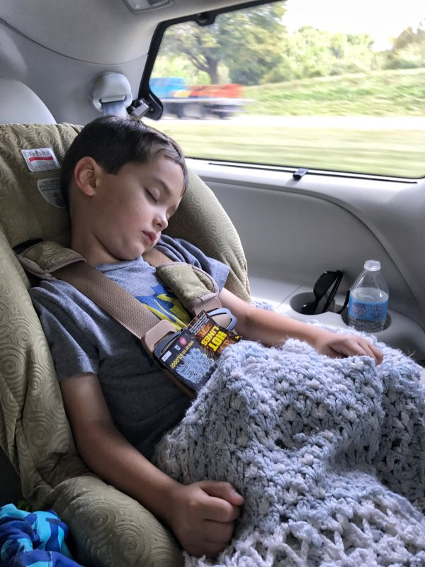 Family Road Trip Activities