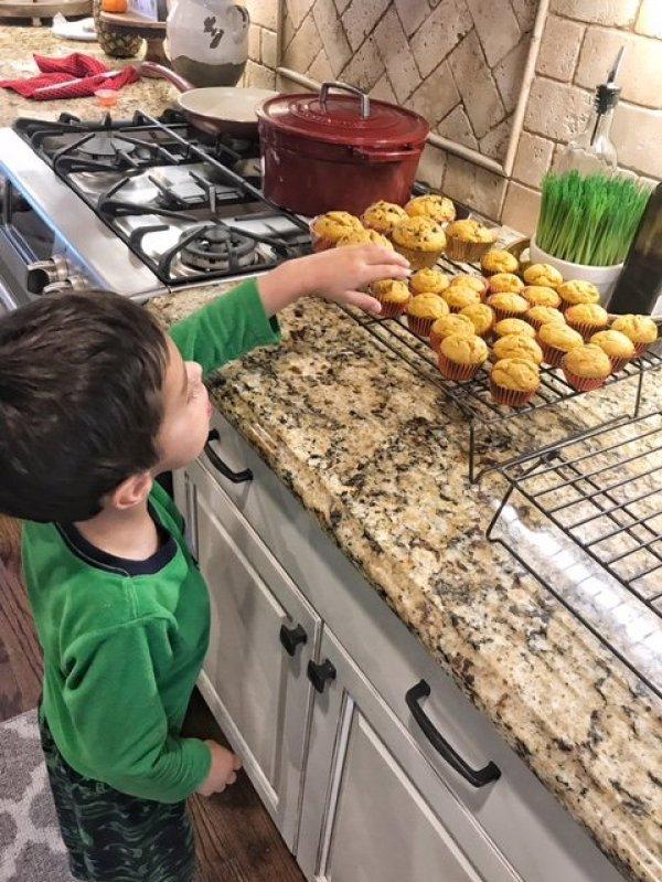 Easy Recipe for Pumpkin Muffins