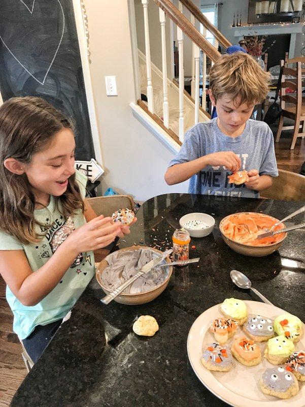 Family Activities for Halloween