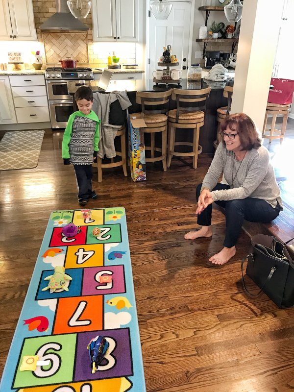 Busy Stay at Home Mom Schedule
