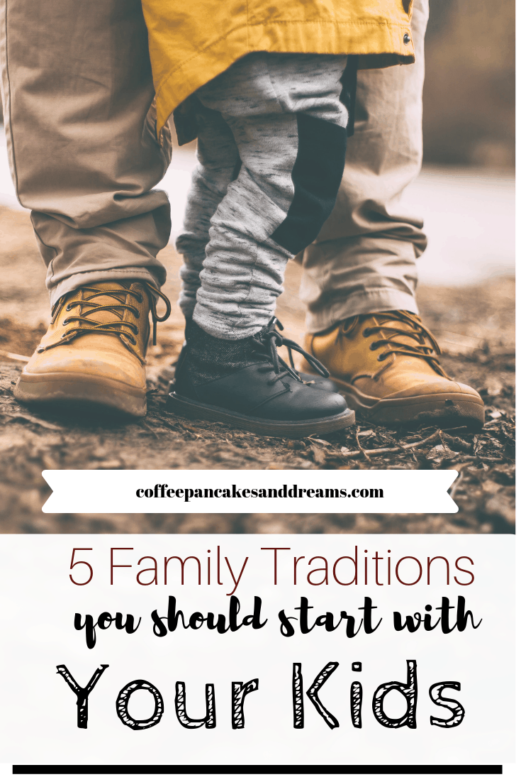 Start these family tradition with your kids to build long lasting relatinships #parentingtips #familyactivities #fun