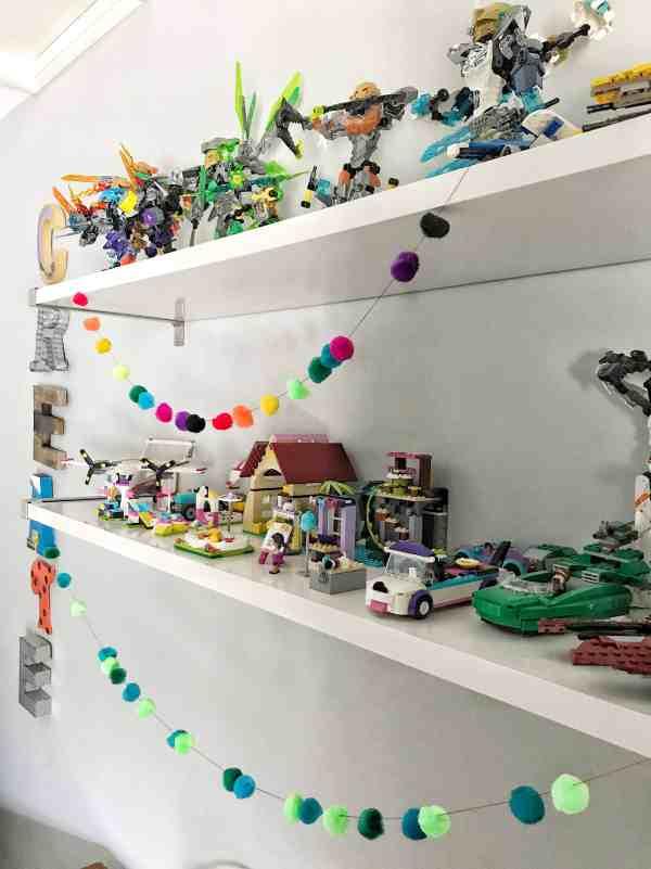 Creative Ways to Organize Legos