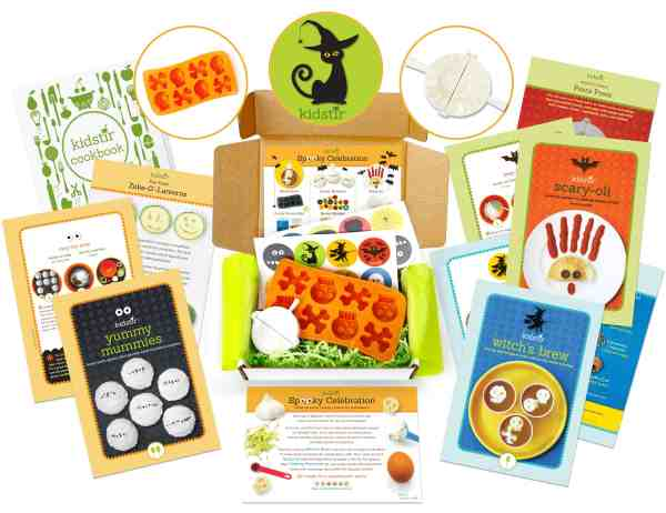 Subscription Boxes for Kids who like to cook #giftideas #cooking #kids