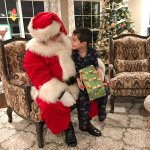 Friday Favorites: Santa Visit, Winter Break and Plans for NYE