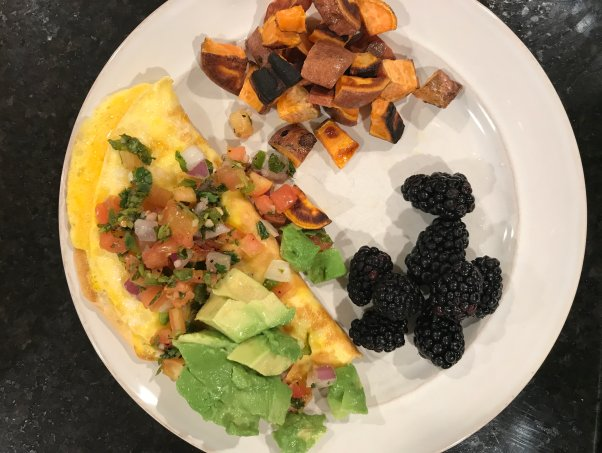 Whole 30 Easy Breakfast Ideas