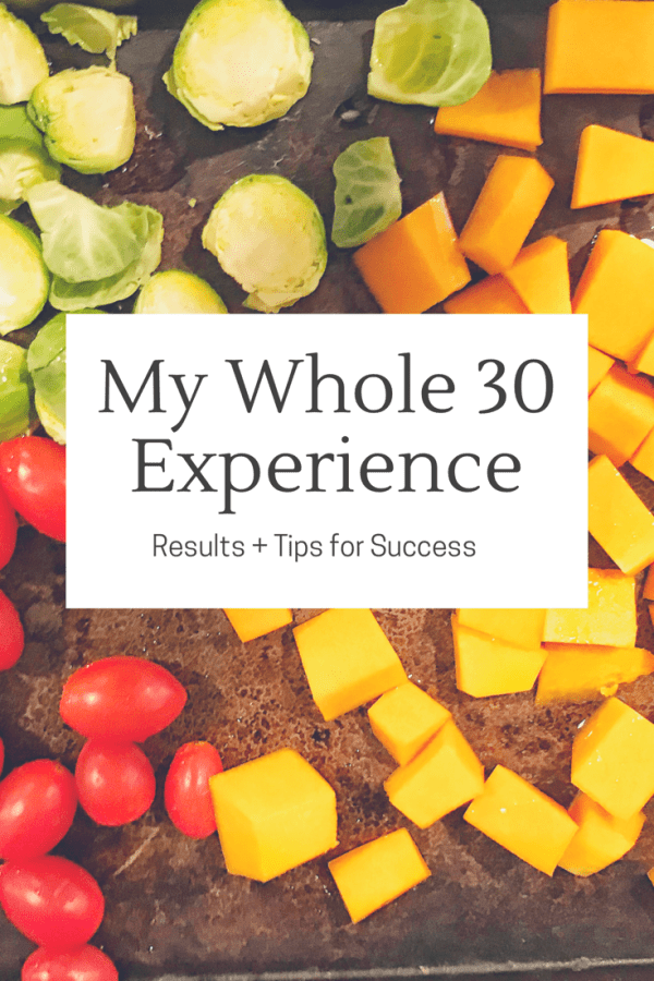 Tips for a Successful Whole 30 #rwhole30results #whole30tips #healthyeating