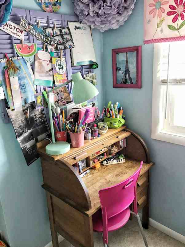 How I keep my kids rooms clean and organized