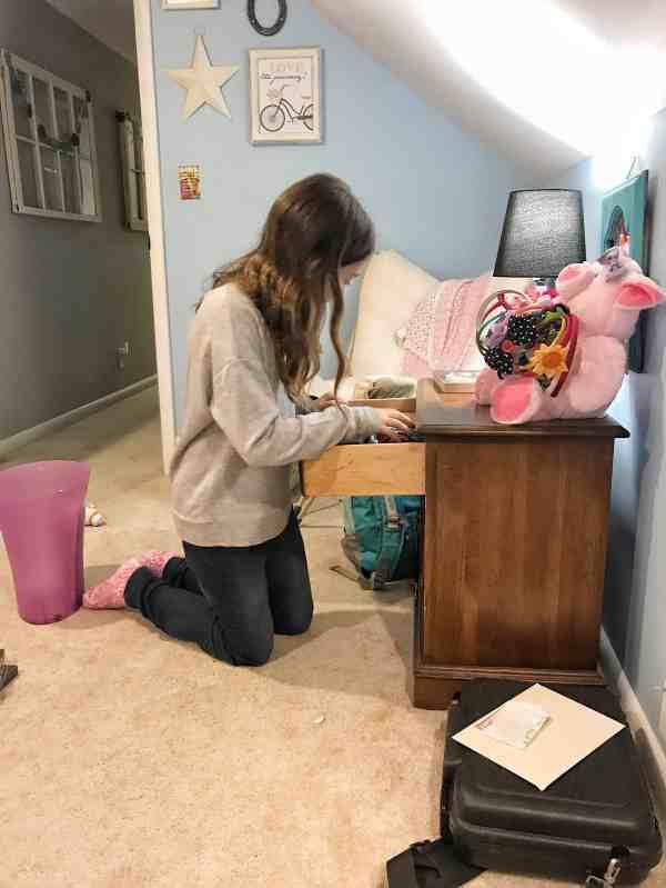 Tips for Decluttering Kids Bedrooms