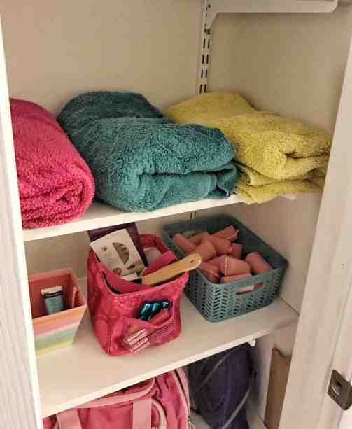 Clear the Clutter Challenge: Closets