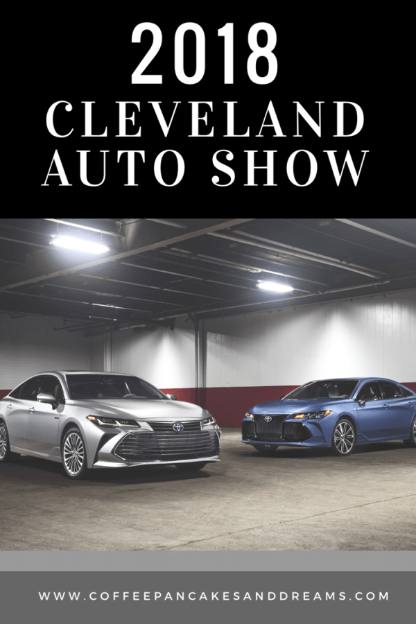 Win two tickets to the 2018 Cleveland Auto Show