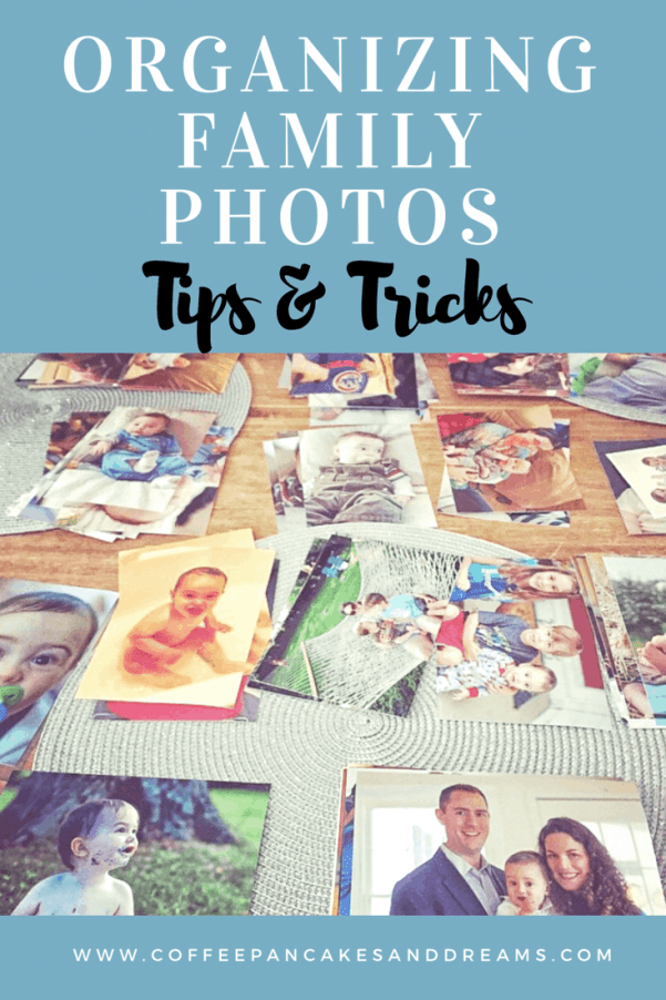 How to Organize Family Photos: Tips and Tricks
