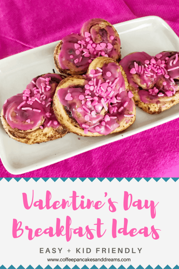 Valentine's Day Family Breakfast Ideas