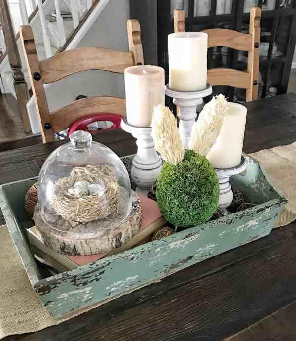 Tablescape Decor Ideas for Spring
