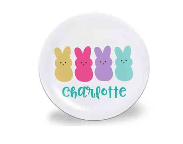 Easter Plates for Kids