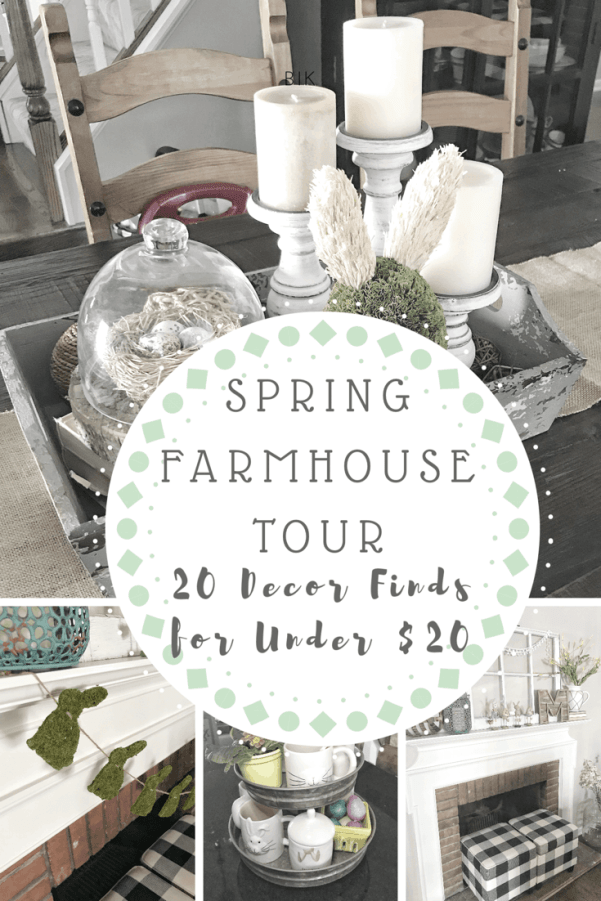 20 Farmhouse Decor Must Haves for Under $20