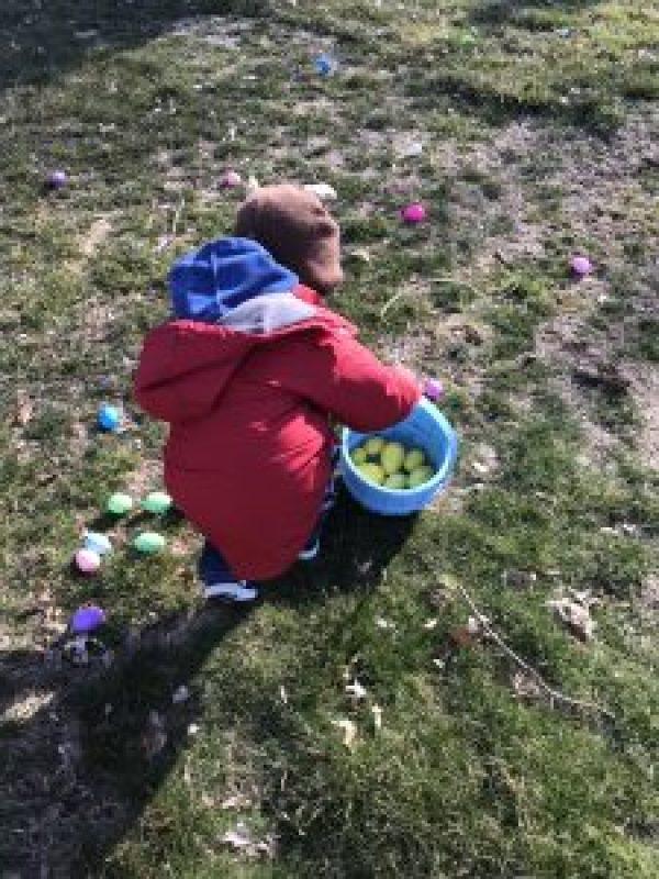 March Favorites: Easter Egg Hunt