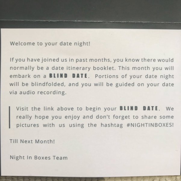Unique Date Night In Ideas