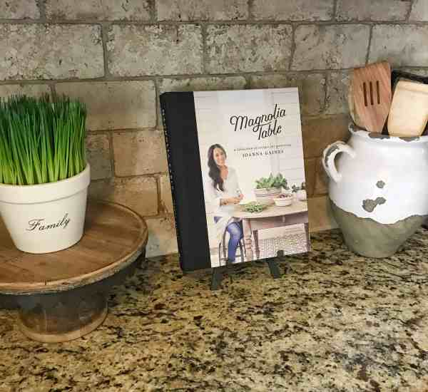 Review of Magnolia Table Cookbook