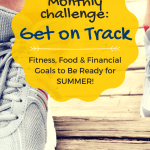 Get on Track for Summer: May Challenge
