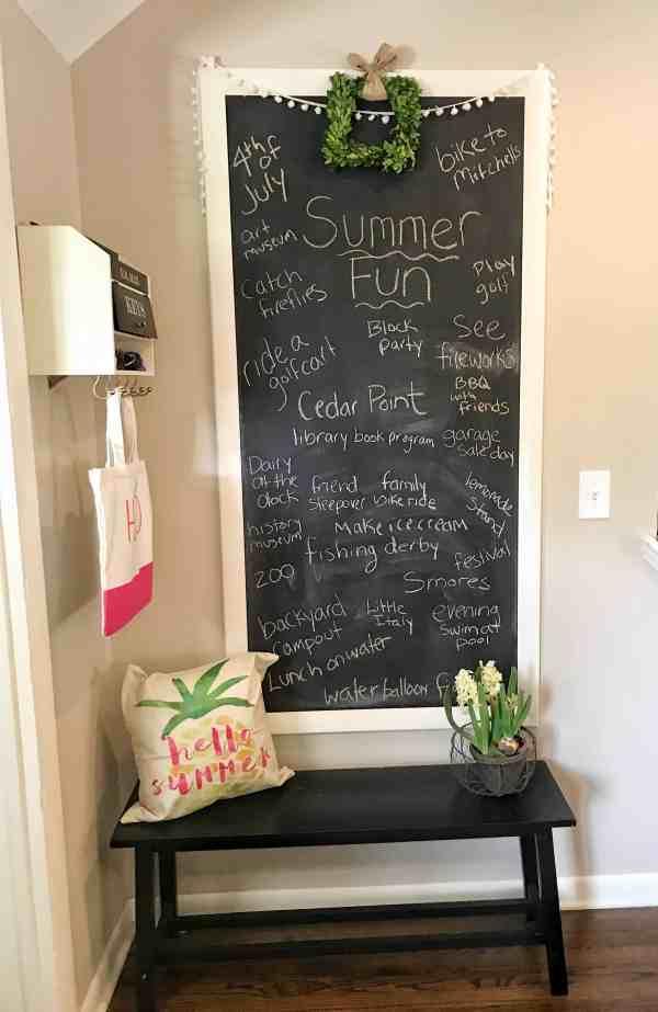 Summer Decor Ideas