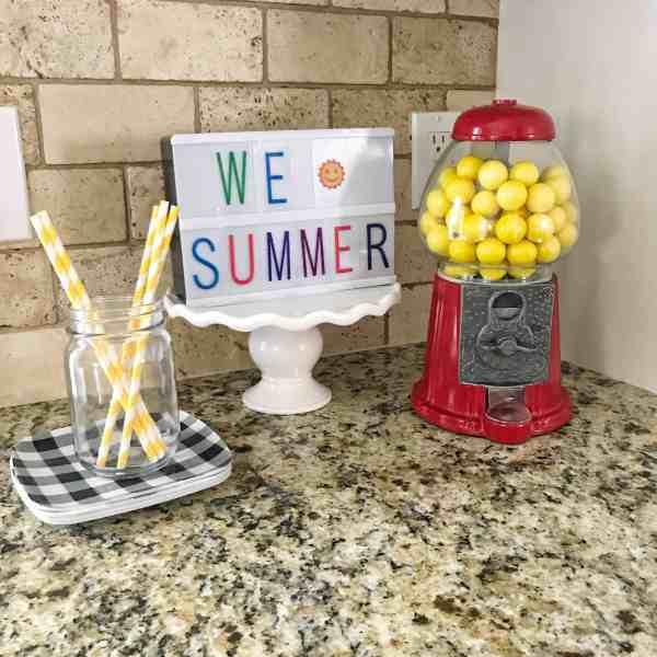 Farmhouse Summer Decor Ideas