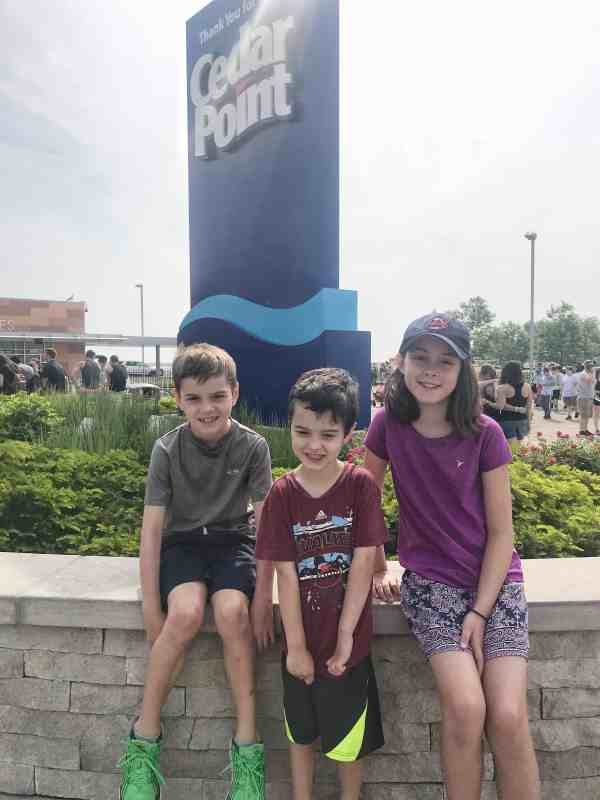 Summer Fun at Cedar Point