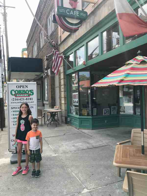 Things to do with Kids in Cleveland