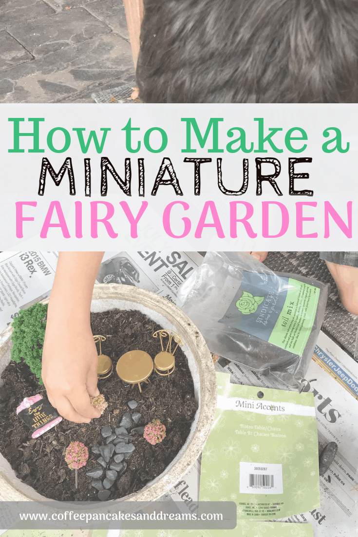 What you need to make a fairy garden #diy #small #tabletop #inspiration #magical