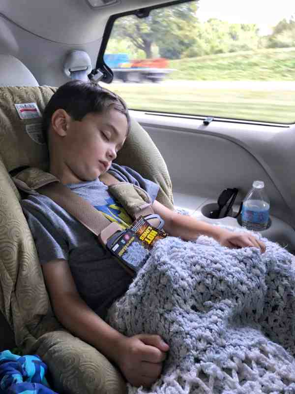 Mom Hacks for Family Road Trips