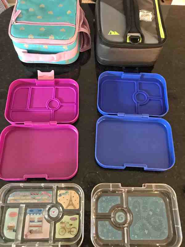 Favorite Lunch Box Containers #backtoschool #momhacks #tips