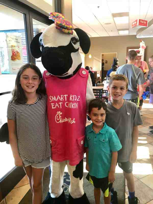 Chick-fil-a Strongsville Events