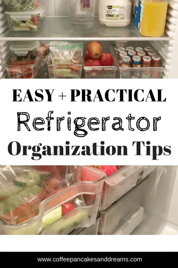 How to organize your fridge #smallfridge #organizationtips #easy #inexpensive #bins