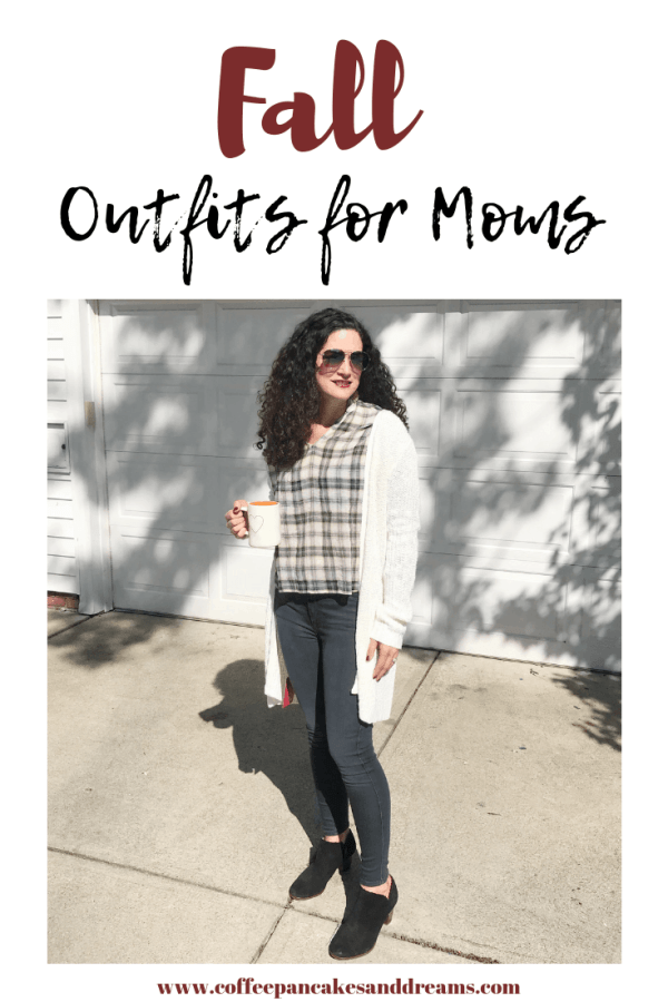 Fall Outfit Inspiration for Moms #style #fallfashion #ideas