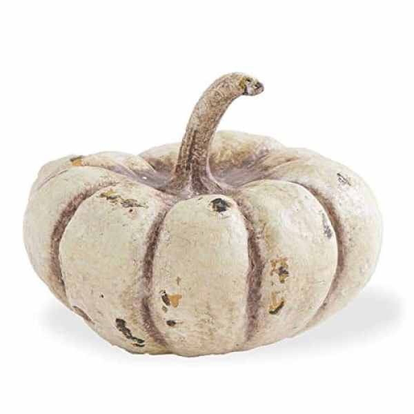 Faux Pumpkins for Halloween #falldecor #halloweendecor #pumpkins