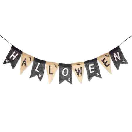 Halloween Decor on Amazon #garland #inexpensive #halloweenmantle