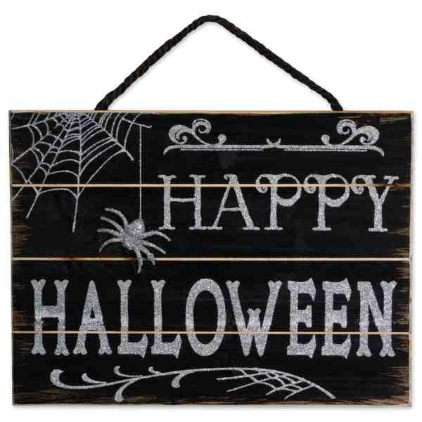 Halloween Wood Sign #halloweendecor #decorforHalloween