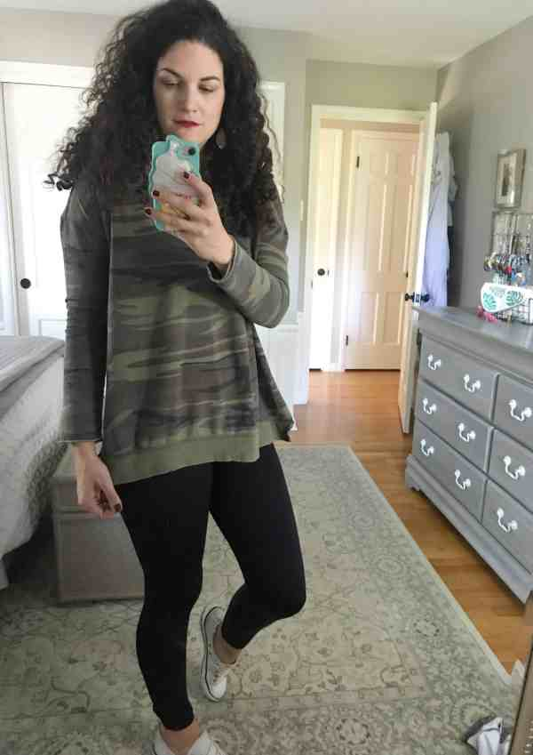 Trendsend Subscription Review Fall 2018 #momstyle #fallstyle #evereve