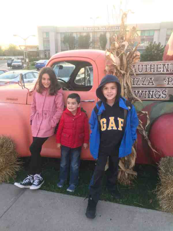 Where to eat with kids in Niagara Falls #restaurants #kidfriendly #wheretoeat